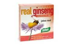 Santiveri - Fiale Realginseng (Ginseng, Pappa Reale e Vitamine) – 20 fiale